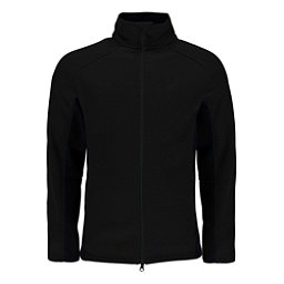 Spyder Constant Full Zip Mens Sweater, Black-Black, 256