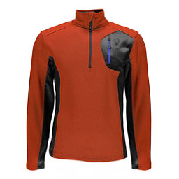 Spyder Bandit Half Zip Mens Sweater, Burst-Polar, 256