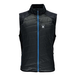 Spyder Glissade Insulated Mens Vest, Polar-Black, 256