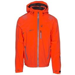 Spyder Monterosa Mens Insulated Ski Jacket, Burst-French Blue, 256