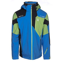 Spyder Vyper Mens Insulated Ski Jacket, French Blue-Fresh, 256