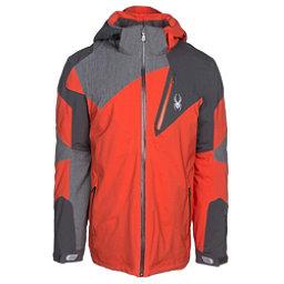 Spyder Leader Mens Insulated Ski Jacket, Burst-Polar, 256