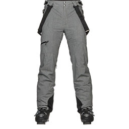 Spyder Propulsion Mens Ski Pants, Polar Herringbone, 256