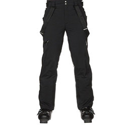 Spyder Dare Tailored Mens Ski Pants, Black, 256