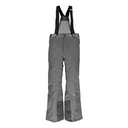 Spyder Dare Tailored Mens Ski Pants, Polar Herringbone, 256