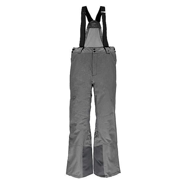 Spyder Dare Tailored Long Mens Ski Pants, Polar Herringbone, 600