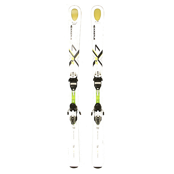 Used 2014 Kastle LX 82 Skis With Kastle K12 CTI Bindings C, , 600