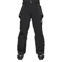 Spyder Dare Athletic Mens Ski Pants, Black, 256