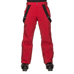 Spyder Dare Athletic Mens Ski Pants, Red, 256
