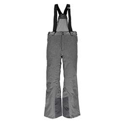 Spyder Dare Athletic Short Mens Ski Pants, Polar Herringbone, 256
