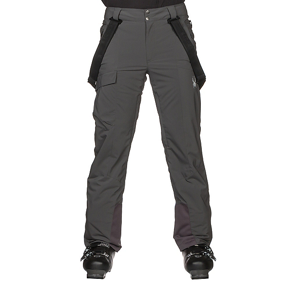 Spyder Troublemaker Tailored Mens Ski Pants, Polar, 600