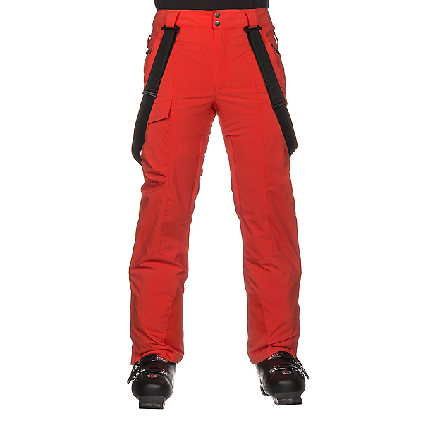 Spyder Troublemaker Tailored Mens Ski Pants, Burst, 600