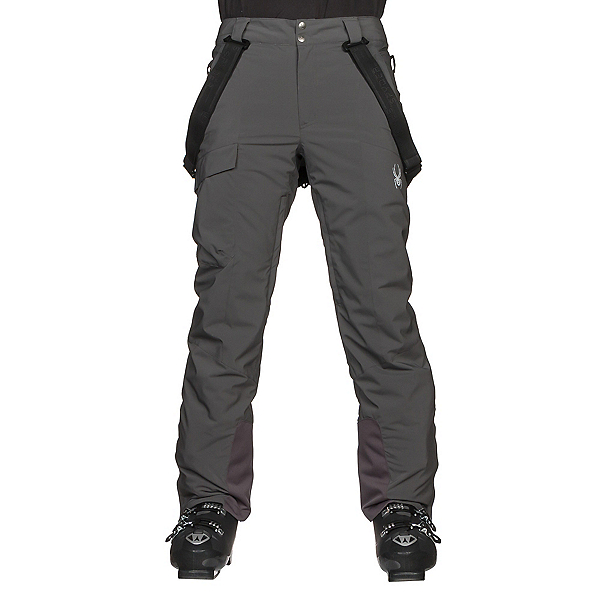 Spyder Troublemaker Tailored Short Mens Ski Pants, , 600