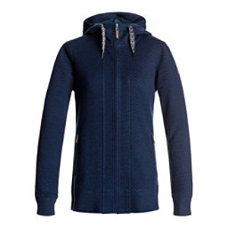 Roxy Doe Womens Jacket, Peacoat, 256