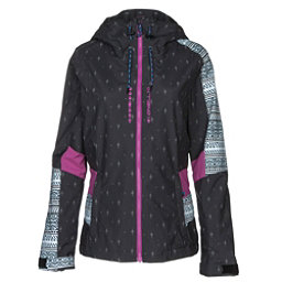 O'Neill Reunion Womens Insulated Ski Jacket, Hollyhook, 256