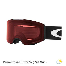 Oakley Fall Line Prizm Goggles, Matte Black-Prizm Rose, 256