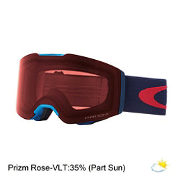 Oakley Fall Line Prizm Goggles, Blue Fathom-Prizm Rose, 256