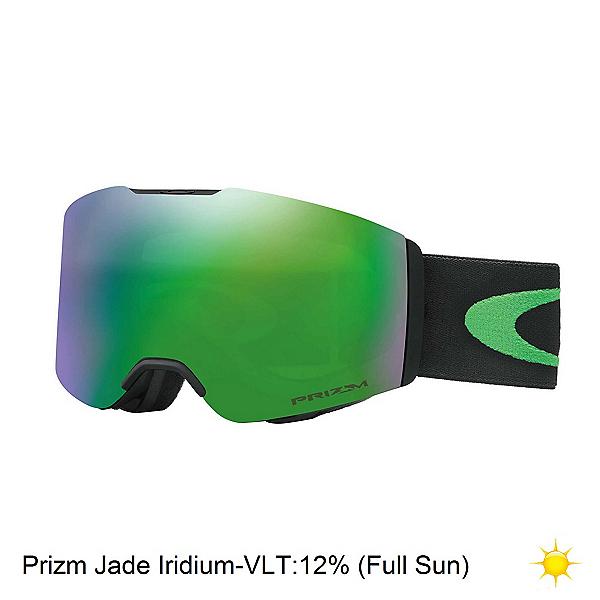 Oakley Fall Line Prizm Goggles 2018, Canteen Jade-Prizm Jade Iridium, 600