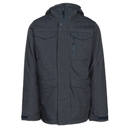 Burton Covert Mens Insulated Snowboard Jacket, Denim, 256
