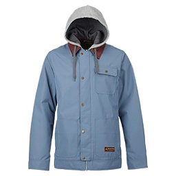 Burton Dunmore Mens Insulated Snowboard Jacket, La Sky, 256
