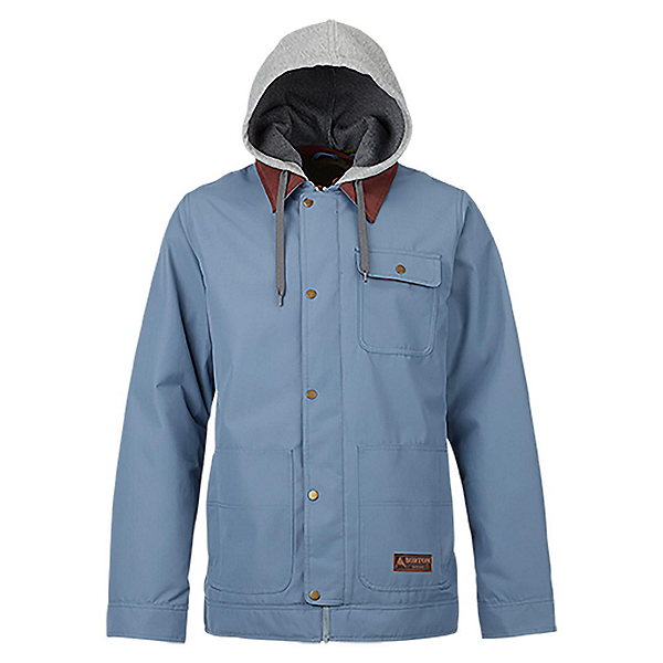 Burton Dunmore Mens Insulated Snowboard Jacket, La Sky, 600