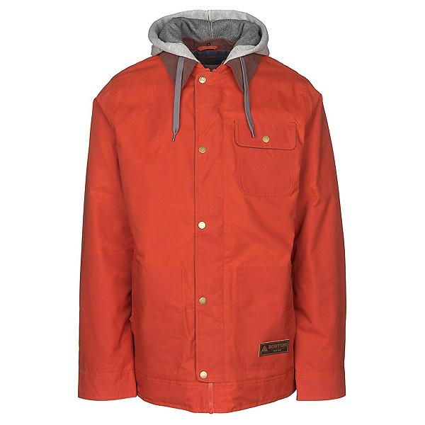 Burton Dunmore Mens Insulated Snowboard Jacket, Clay, 600