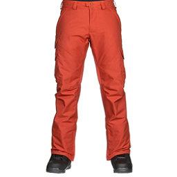 Burton Cargo Mid Mens Snowboard Pants, Clay, 256