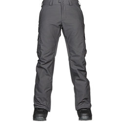 Burton Cargo Mid Mens Snowboard Pants, Faded, 256