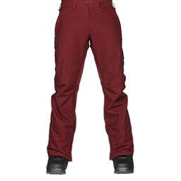 Burton Cargo Mid Mens Snowboard Pants, Fired Brick, 256