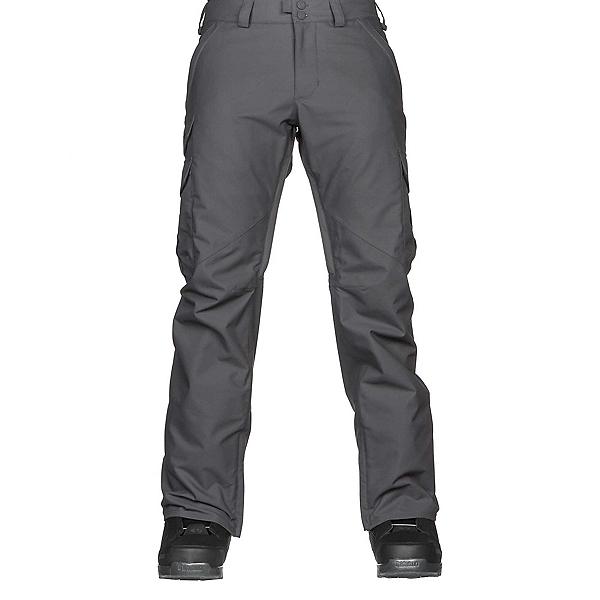 Burton Cargo Mid Grey Mens Snowboard Pants, , 600