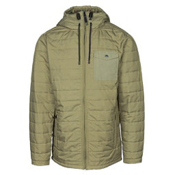 Burton Sylus Mens Insulated Snowboard Jacket, Rucksack, 256