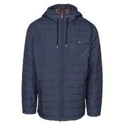 Burton Sylus Mens Insulated Snowboard Jacket, Mood Indigo, 256