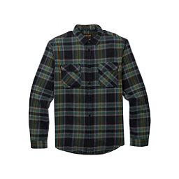 Burton Brighton Flannel Shirt, True Black Balsam, 256