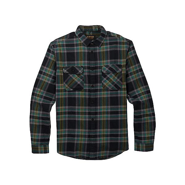 Burton Brighton Flannel Shirt, True Black Balsam, 600