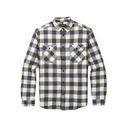 Burton Brighton Flannel Shirt, Canvas Heather Buffalo, 256