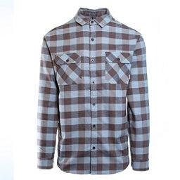 Burton Brighton Flannel Shirt, Winter Sky Allen Plaid, 256