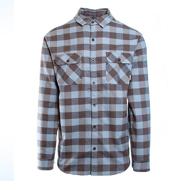 Burton Brighton Flannel Shirt, Winter Sky Allen Plaid, 600