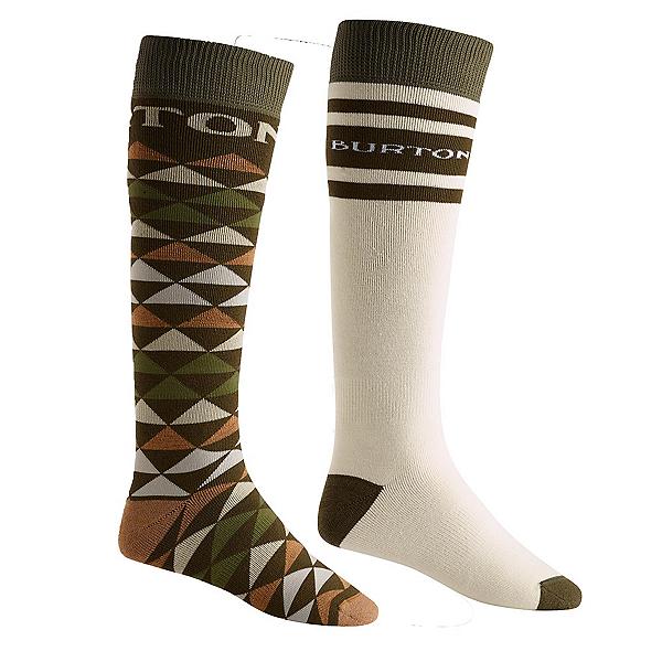 Burton Weekend 2 Pack Snowboard Socks, , 600