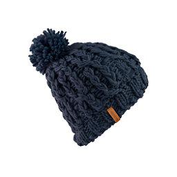Burton Kismet Beanie Womens Hat, Mood Indigo, 256