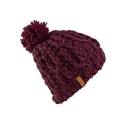 Burton Kismet Beanie Womens Hat, Sangria, 256
