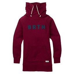 Burton Fox Trot Funnel Womens Sweater, Sangria, 256