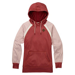 Burton Heron Pullover Womens Hoodie, Sparrow Heather, 256