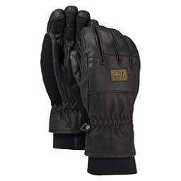 Burton Free Range Gloves, True Black, 256