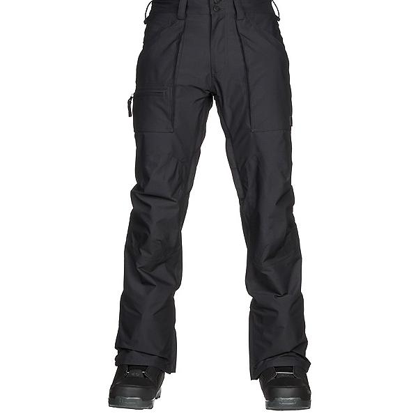 Burton Southside Mid Fit Mens Snowboard Pants, True Black, 600
