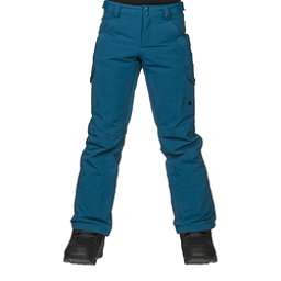 Burton Elite Cargo Girls Snowboard Pants, Jaded, 256