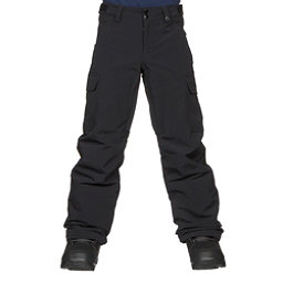 Burton Exile Cargo Kids Snowboard Pants, True Black, 256