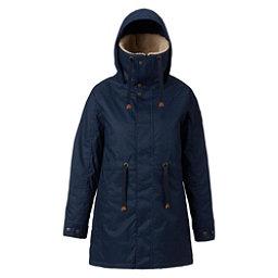 Burton Hazelton Womens Jacket, Mood Indigo Heather, 256