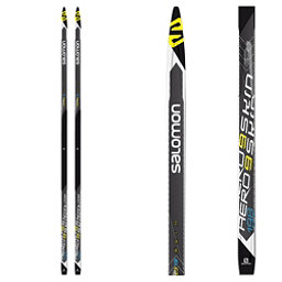 Salomon Aero 9 Extra Stiff Cross Country Skis, , 256