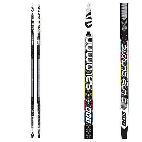 Salomon S-Lab Classic Cold Medium Cross Country Skis, , 600