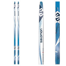 Salomon Snowscape 7 Siam Cross Country Skis, , 256